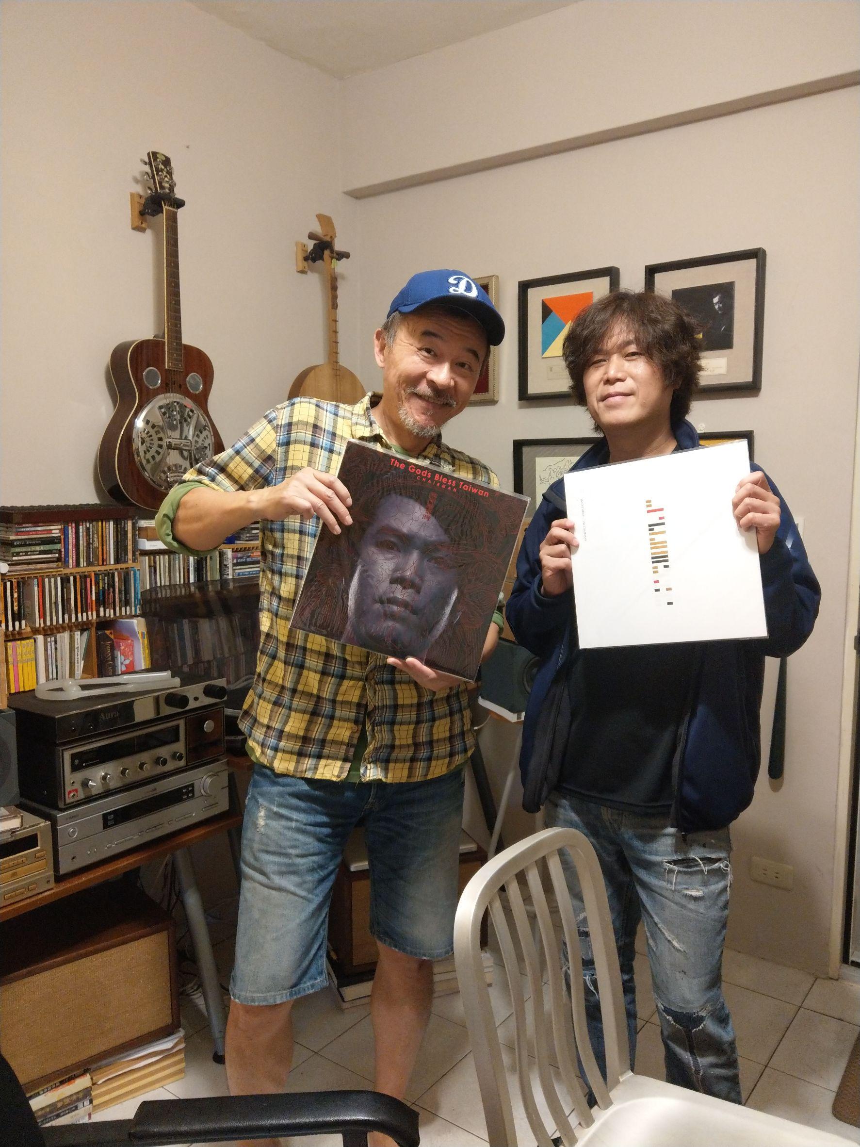 黃連煜 X 董事長樂團吉董 4月29日10點講客廣播電臺 唱金曲「分你聽」