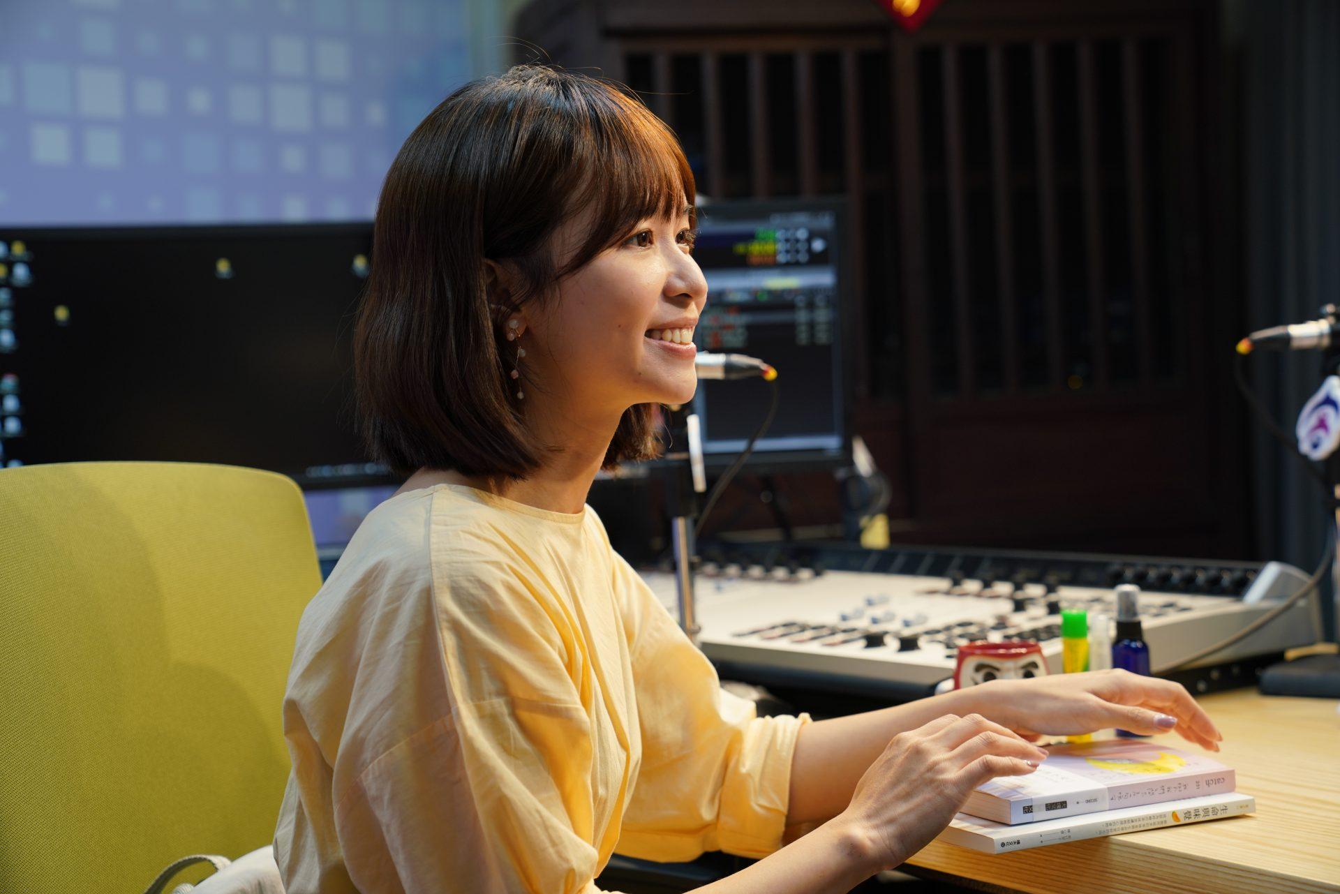 客家妹陳明珠 登台灣百岳收音成「嬌」點  每晚7點和粉絲空中談戀愛