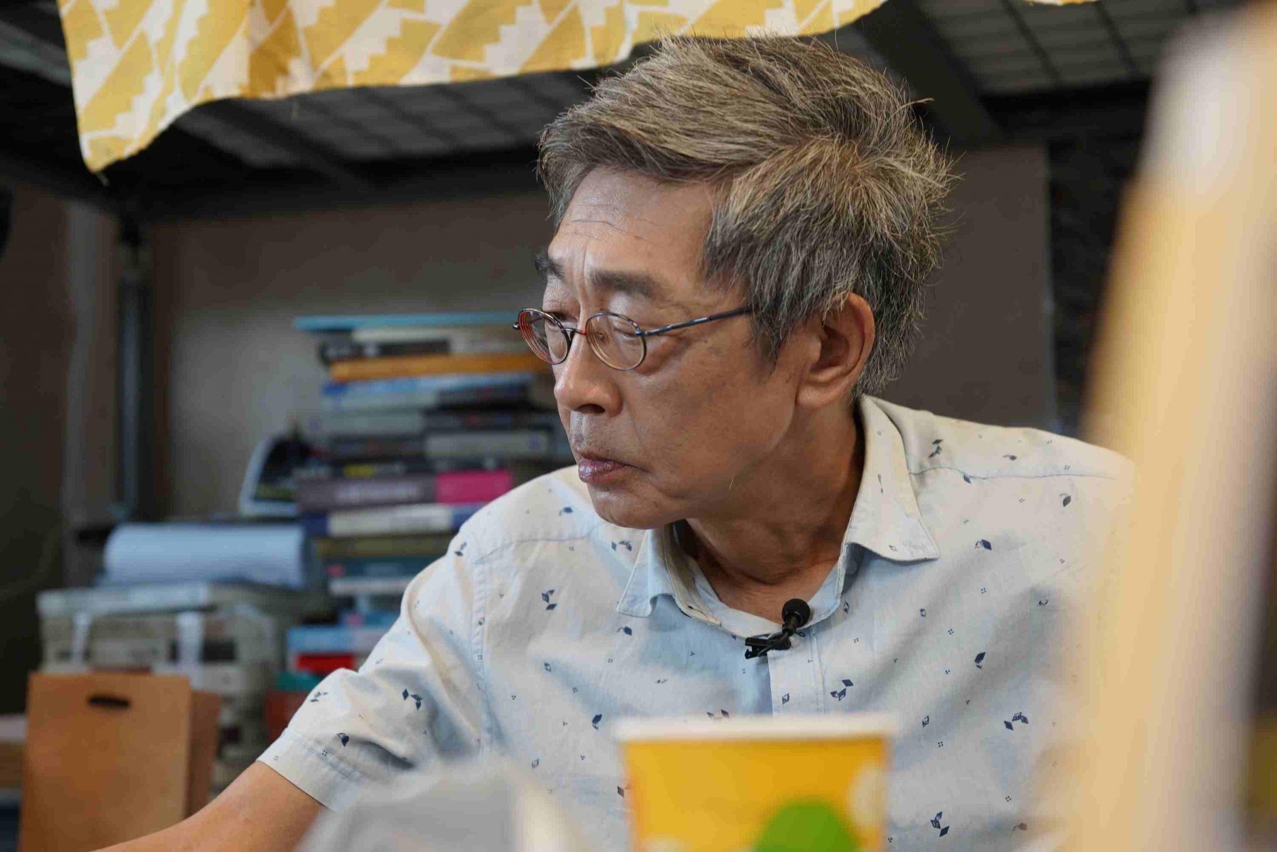 臺北鬧區重啟銅鑼灣書店 林榮基疾呼臺灣堅守民主自由