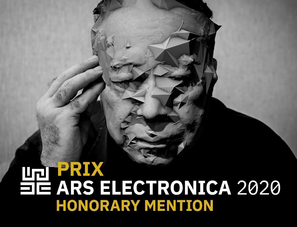 《失身記》奪電子藝術奧斯卡 黃心健擒奧地利電子藝術節榮譽獎