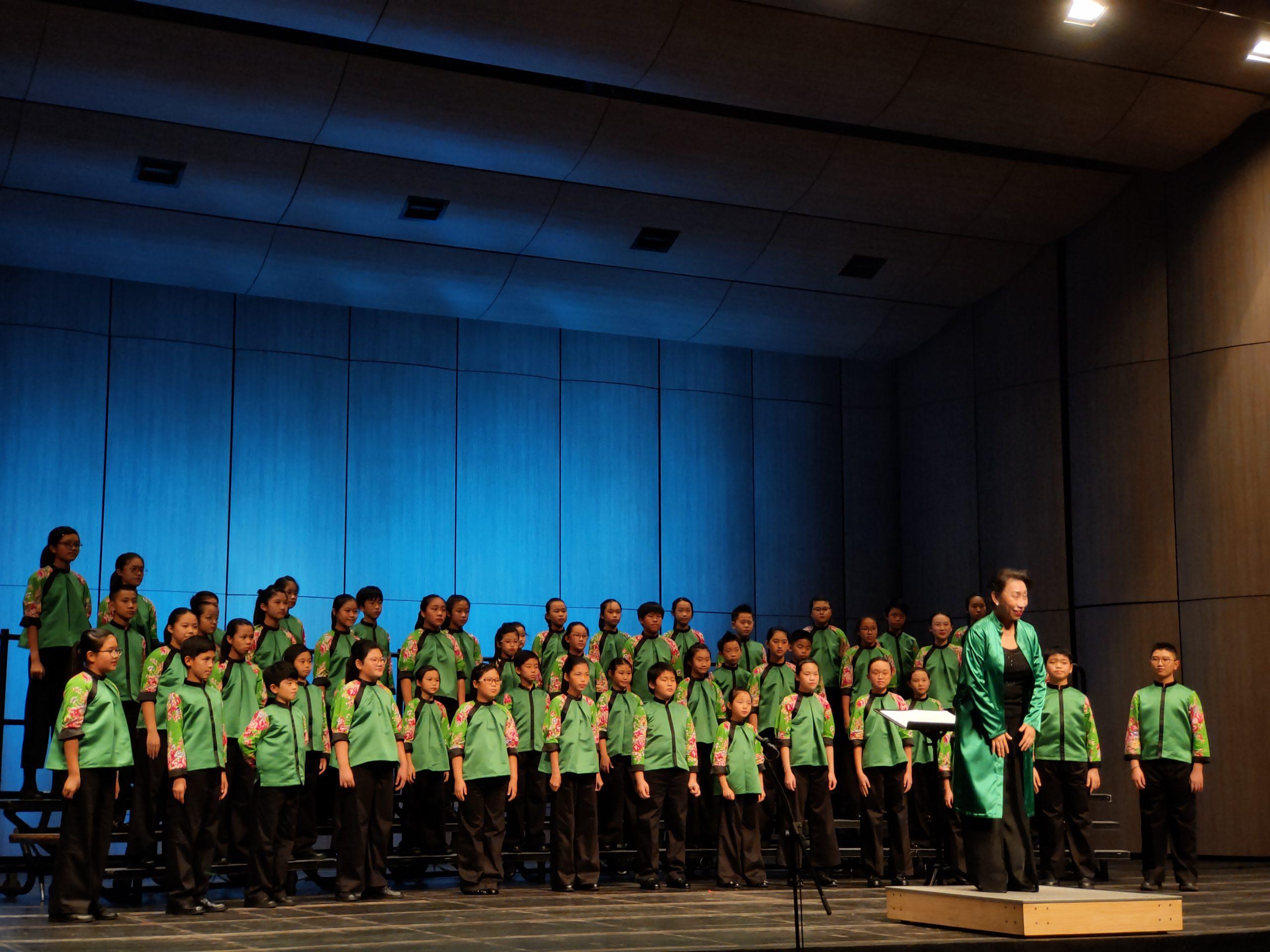 2020國立客家兒童合唱團創團音樂會-新竹場 優美童聲唱出延綿希望